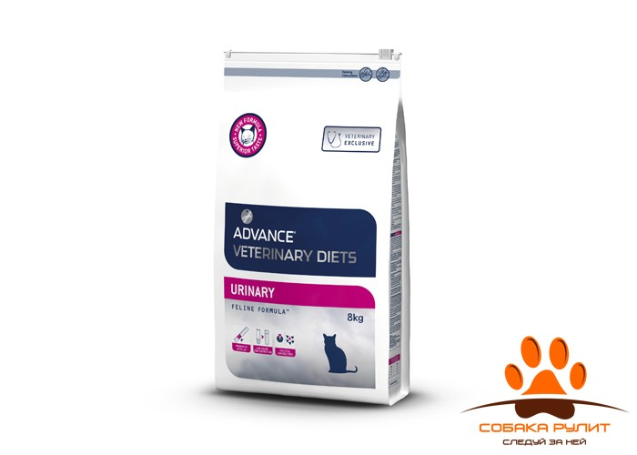 Advance Для кошек при мочекаменной болезни (Urinary)