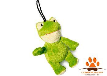 GiGwi Лягушка с пищалкой