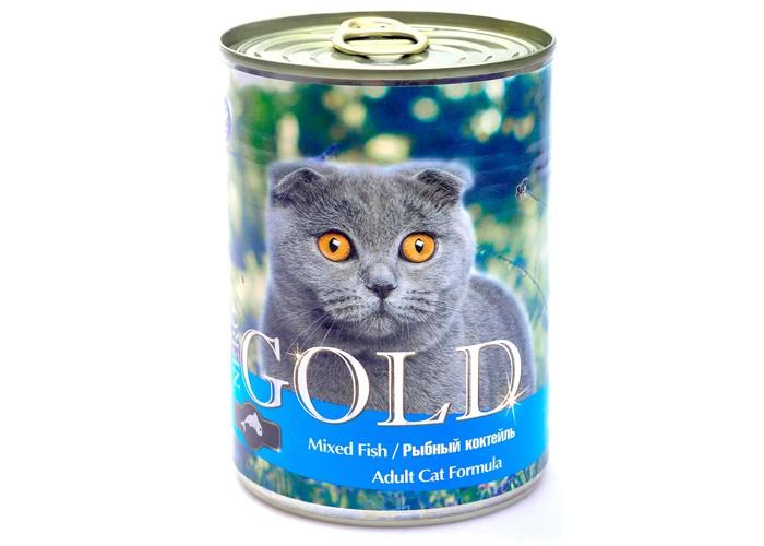 "Nero Gold ""Рыбный коктейль"" (Mixed Fish)"