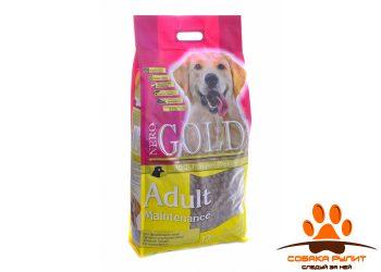 Nero Gold Для Взрослых собак: Контроль веса (Adult Maintenance 21/10) 12кг