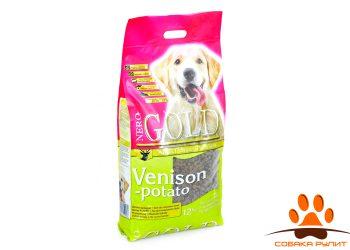 Nero Gold Для Взрослых собак c Олениной и сладким картофелем (Venison&Potato 20/10)
