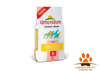 Almo Nature Корм для щенков Крупных пород