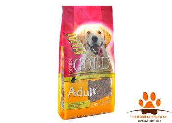 Nero Gold Для Взрослых собак: Курица и рис (Adult)