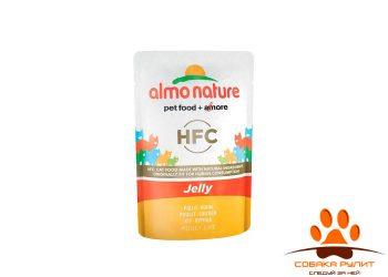 Almo Nature Classic Nature Jelly Консервы для кошек 55г (в ассортименте)