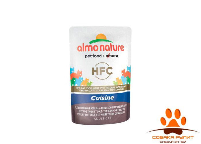 Almo Nature Classic Cuisine Паучи 55г (в ассортименте)