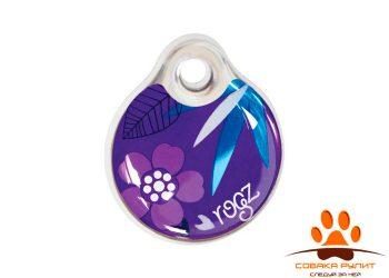 Rogz Instant ID кулон пластик