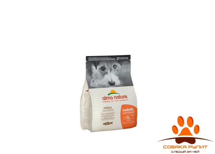 Almo Nature Корм для собак Малых пород (в ассортименте)
