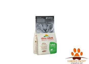 Корм Almo Nature Functional Adult Anti-Hairball для кошек – контроль вывода шерсти (в ассортименте)
