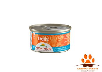 Almo Nature Daily Menu мусс для кошек 85г (в ассортименте)