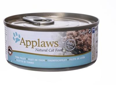 Applaws Консервы для Кошек с филе Тунца (Cat Tuna Fillet)