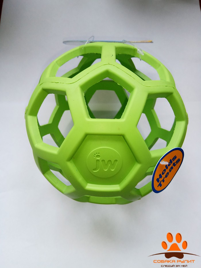 Мяч сетчатый JW