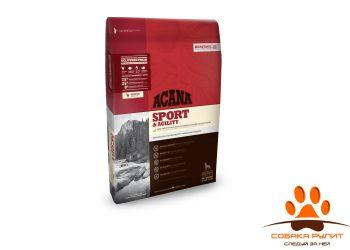 Acana Heritage SPORT & AGILITY для собак