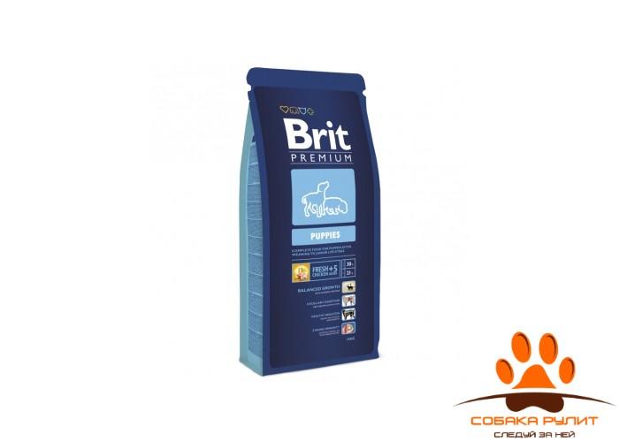 BRIT Premium «Puppies»