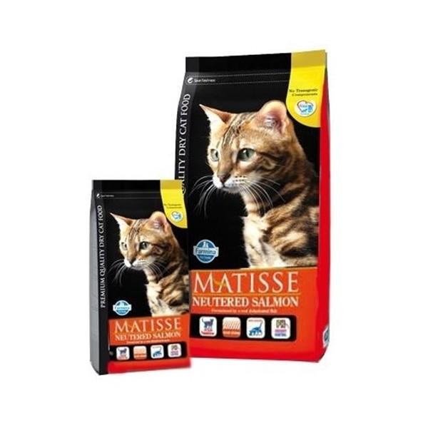 Farmina Matisse Cat Neutered Salmon 1,5 кг