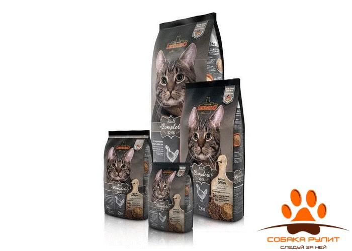 Leonardo Adult Complete 32/16 / Сухой корм для кошек Леонардо эдалт