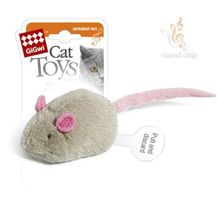 Мышка со звуковым чипом