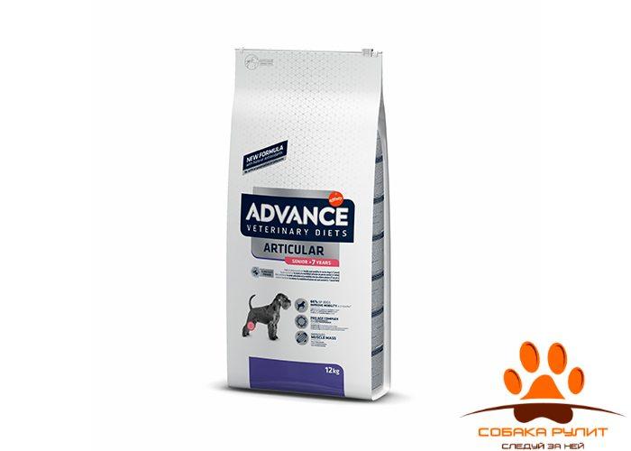 Advance Корм для пожилых собак с заболеваниями суставов, Articular Care Senior
