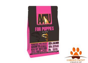 Корм AATU корм для щенков с лососем, AATU 85/15 PUPPY SALMON