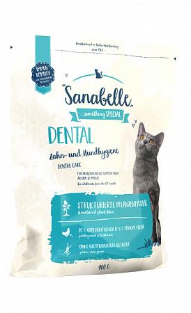 Sanabelle Dental Сухой корм для кошек, для полости рта и зубов