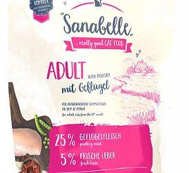 Sanabelle Adult  Сухой корм для кошек с птицей