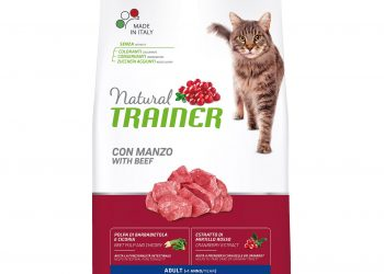 Trainer Natural Cat Adult – Beef 1,5кг