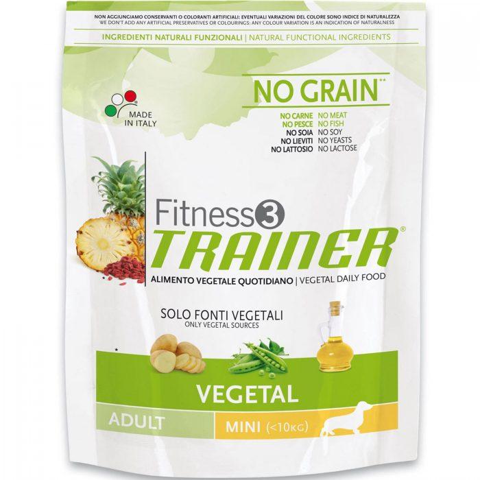 Trainer Fitness3 No Grain Mini Adult Dog – Vegetal 2кг