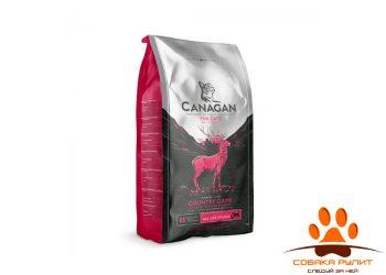 CANAGAN Grain Free, Country Game, корм  для кошек всех возрастов и котят, Дичь