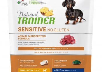 Natural Trainer Sensitive No Gluten Adult Dog Mini – Lamb