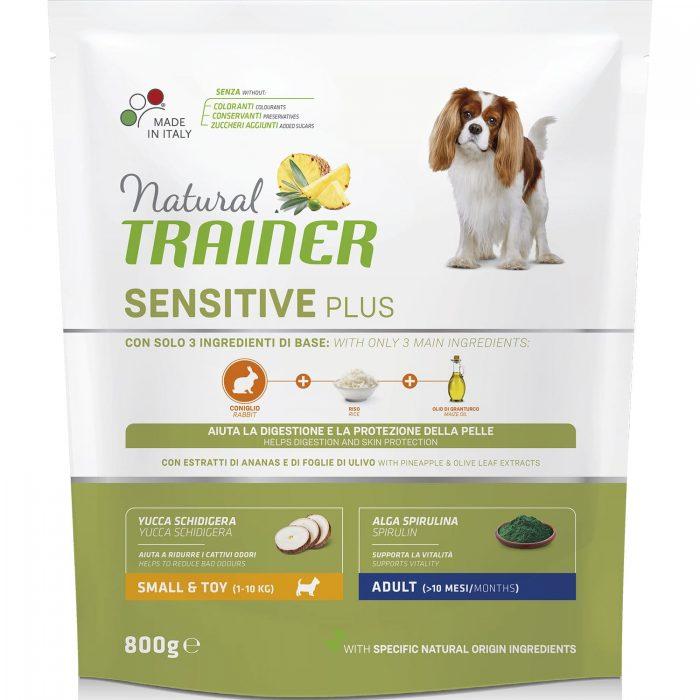 Natural Trainer Sensitive Plus Adult Mini Rabbit