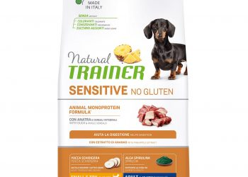 Natural Trainer Sensitive No Gluten Adult Mini – Duck 2кг