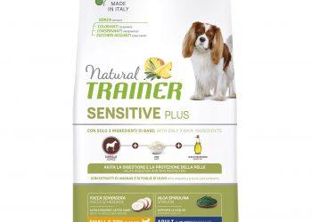 Natural Trainer Sensitive Plus Adult Mini Horse, 2кг