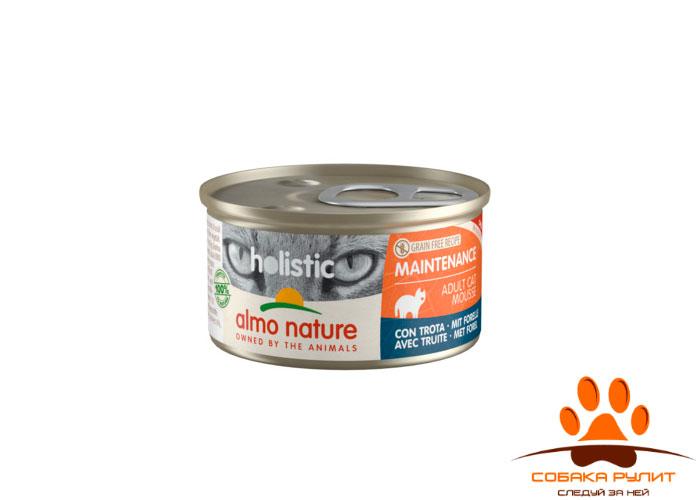 Almo Nature беззерновые консервы для взрослых кошек (в ассортименте)