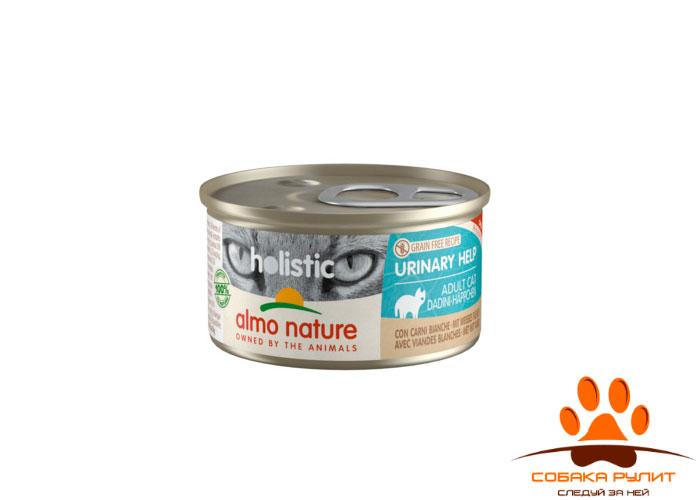 Almo Nature консервы для профилактики мочекаменной болезни (в ассортименте)