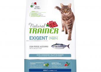 Trainer Natural Exigent Cat – with Ocean Fish