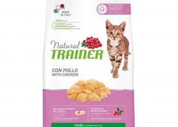Trainer Natural Young Cat – Fresh Chicken 1.5кг