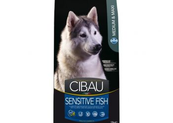 Farmina Cibau Dog Sensitive Fish Medium & Maxi