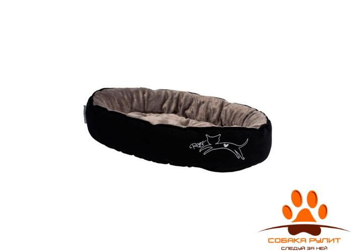 Rogz лежак с мягкой подушкой малый  SNUG PODZ
