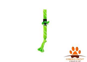 Rogz игрушка веревочная шуршащая SCRUBZ