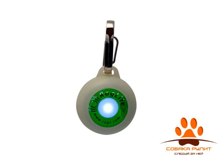 Rogz светящаяся подвеска SAFETY LIGHT