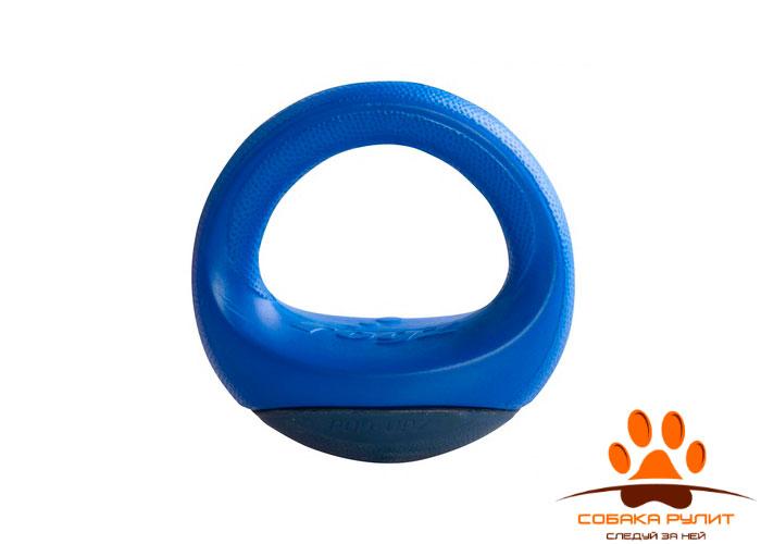 Rogz игрушка для собак кольцо-неваляшка