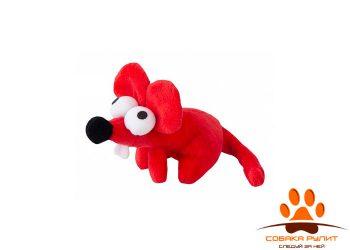 Rogz игрушка для кошек: плюшевая мышка с кошачьей мятой