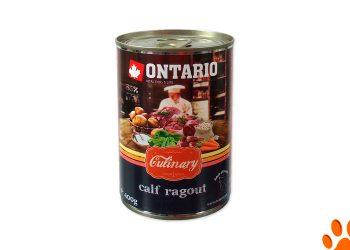 """Ontario консервы для собак """"Рагу с теленком и уткой"""""""