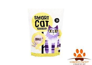 Smart Cat наполнитель силикагелевый наполнитель с ароматом лаванды