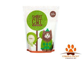 Smart Cat наполнитель силикагелевый наполнитель с ароматом сосны