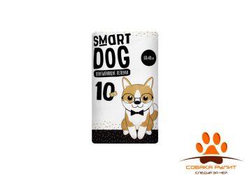 Smart Dog Пелёнки впитывающие пеленки для собак 60х40, 10 шт