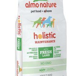 Корм Almo Nature для взрослых собак, с ягненком