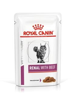 Renal с говядиной (в соусе)