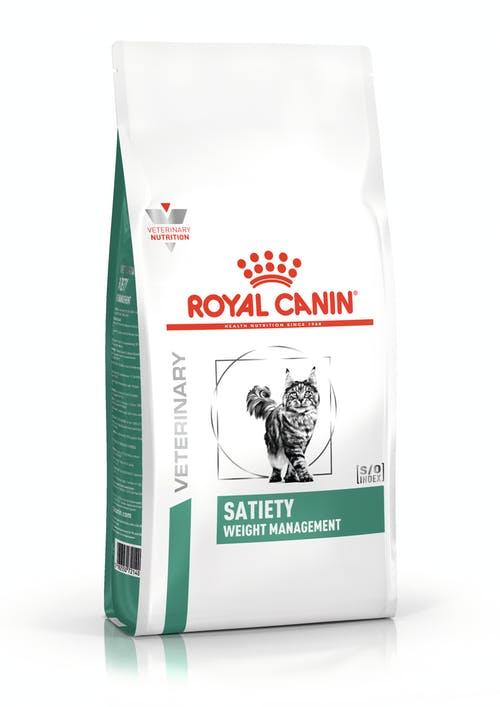 Satiety Weight Management SAT 34 Feline