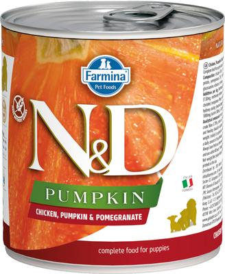 N&D Dog Chicken, Pumpkin & Pomegranate Puppy