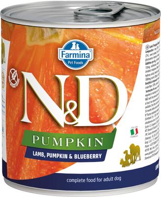 N&D Dog Lamb & Pumpkin & Blueberry Starter